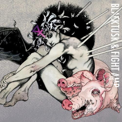 Blacktusk and Fight Amp - Split EP